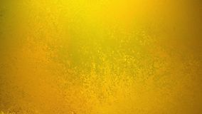 Gouden achtergrond met vage grungetextuur in oud uitstekend ontwerp, gele achtergrond royalty-vrije illustratie