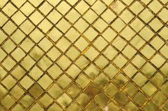 Gouden achtergronden Stock Afbeeldingen