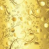 Gouden appel Stock Afbeelding