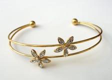 Gouden Armband II royalty-vrije stock afbeeldingen