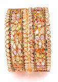 Gouden Armbanden royalty-vrije stock foto
