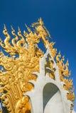 Gouden art. Royalty-vrije Stock Foto's