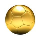 Gouden bal Royalty-vrije Stock Foto
