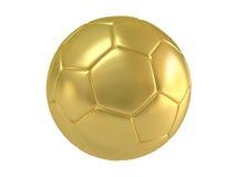 Gouden bal Stock Foto's