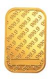 Gouden bar Stock Afbeeldingen