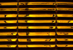 Gouden Bar? Stock Foto's