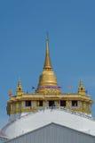 Gouden berg Royalty-vrije Stock Fotografie