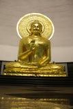 Gouden Boedha Royalty-vrije Stock Foto's