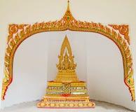 Gouden Boedha Boedha Stock Afbeeldingen