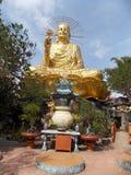 Gouden Boedha, Vietnam stock foto