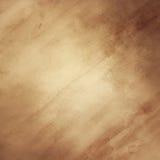 Gouden bruin abstract ontwerp als achtergrond met waterverfdocument textuur Stock Fotografie