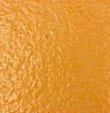 Gouden cementtextuur. Stock Afbeelding