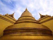 Gouden Chedi Stock Fotografie