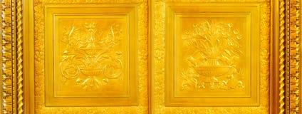 Gouden Comités Royalty-vrije Stock Foto