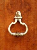 Gouden deurkloppers Royalty-vrije Stock Fotografie
