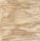 Gouden document met waterverfvlekken Royalty-vrije Stock Afbeeldingen
