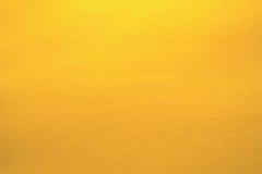 Gouden document textuur voor achtergrond Royalty-vrije Stock Afbeelding