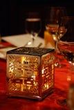 Gouden Dubbel Geluk Royalty-vrije Stock Afbeeldingen
