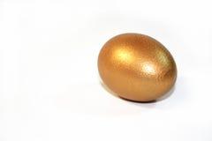 Gouden ei Royalty-vrije Stock Foto