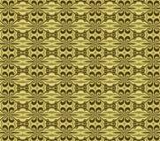 Gouden elegante textuur en achtergrond Stock Foto's