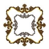 Gouden en zilveren juwelen vector illustratie