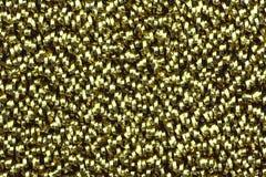 Gouden fonkeling Stock Fotografie