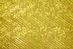 Gouden fonkelings schitterende achtergrond Stock Afbeelding