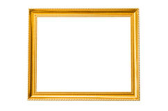 Gouden Frame Stock Foto's