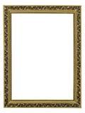 Gouden-gevormd frame voor een beeld Royalty-vrije Stock Foto