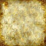 Gouden gipspleister Royalty-vrije Stock Foto's