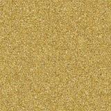Gouden Glanzend Behang Eps 10 Stock Fotografie