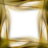 Gouden Grens royalty-vrije illustratie