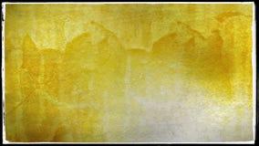 Gouden Grungy Achtergrondafbeelding stock illustratie