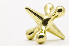 Gouden Hefboom stock afbeelding