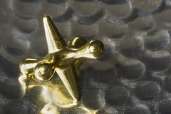 Gouden Hefboom stock foto