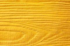 Gouden houten textuur Royalty-vrije Stock Afbeeldingen