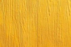 Gouden houten textuur Royalty-vrije Stock Foto