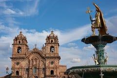 Gouden Inca stock fotografie