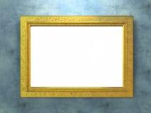 Gouden kader vector illustratie