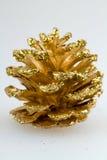Gouden kegel Royalty-vrije Stock Afbeelding