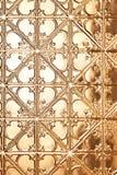 Gouden Kerstmisbackground Royalty-vrije Stock Afbeeldingen