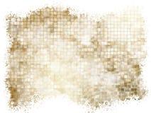 Gouden Kerstmisbackground Eps 10 Stock Fotografie