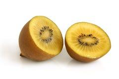 Gouden kiwifruit Stock Afbeelding