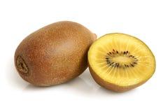 Gouden kiwifruit Royalty-vrije Stock Afbeeldingen