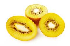 Gouden kiwifruit Royalty-vrije Stock Fotografie