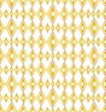 Gouden kleurentextuur Royalty-vrije Stock Afbeelding