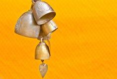 Gouden Klok Stock Afbeeldingen