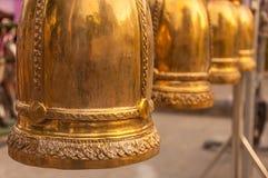 Gouden Klok Royalty-vrije Stock Foto's
