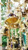 Gouden Klokken en Geloof Stock Fotografie