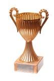 Gouden kop Royalty-vrije Stock Afbeeldingen